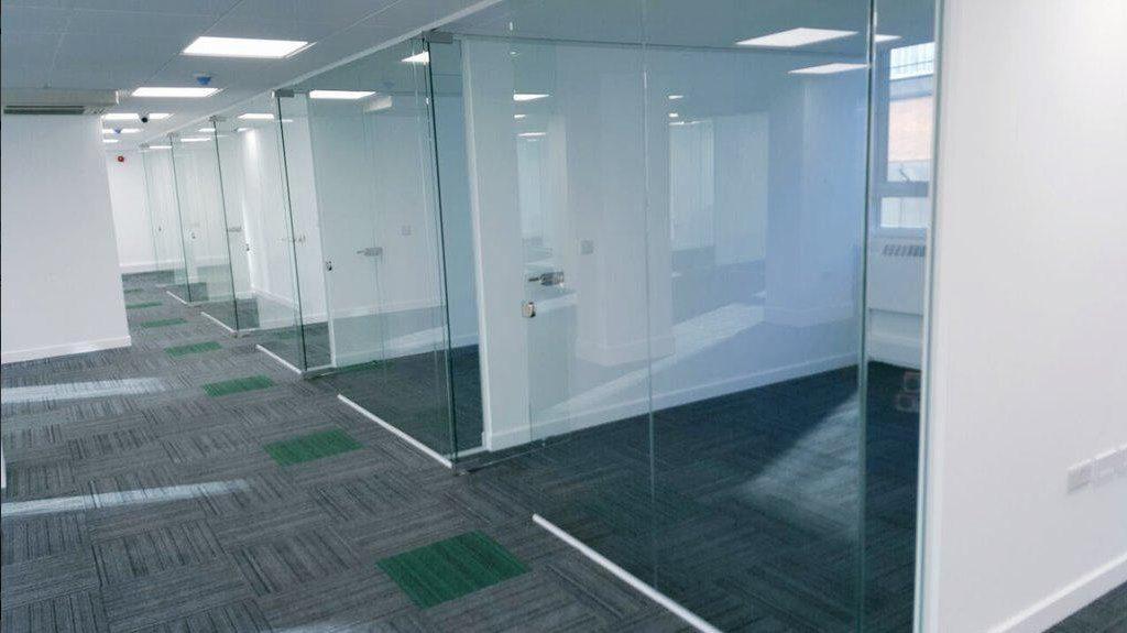 glass cabins