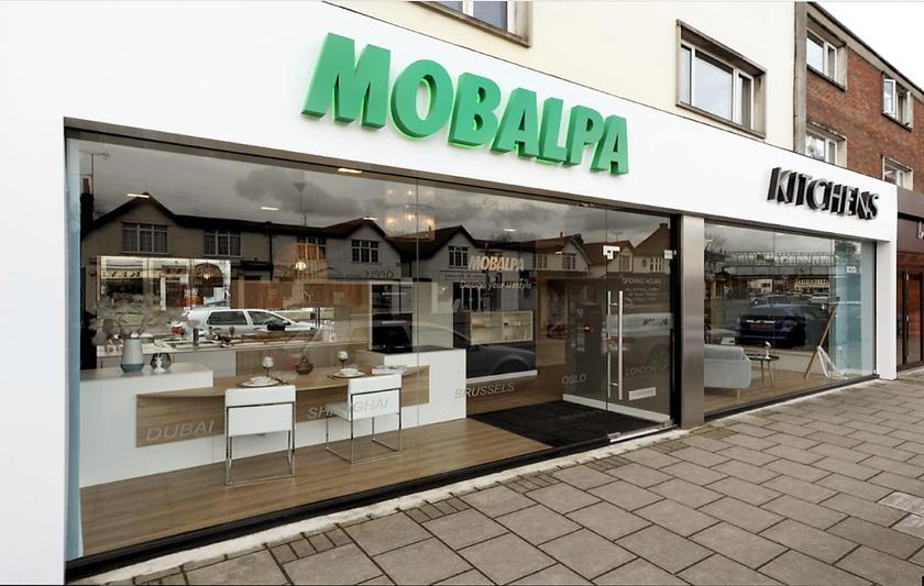 Mobalpa Kitchens Showroom
