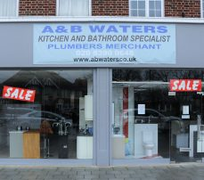 A and B Waters Surbiton