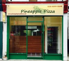 Pineapple Pizza Surbiton