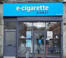 e-cigarette Barry