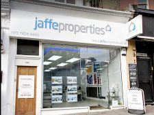 Jaffe Properties Completed