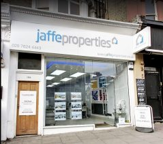 Jaffe Properties – London NW6
