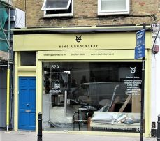 Kings Upholstry Dalston