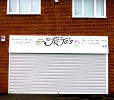Solid Roller Shutters