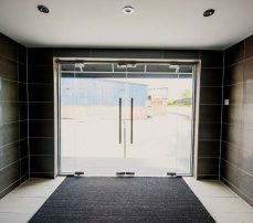 Toughened Glass Shopfronts