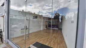 Toughened Glass Shopfronts