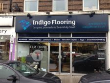 indigo flooring before 1